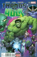 Thanos vs. Hulk (2014) 2A