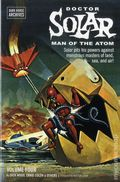 Doctor Solar Man of the Atom TPB (2010 Dark Horse Archives) The Gold Key Collection 4-1ST