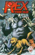 Rex Zombie Killer (2012 Big Dog Ink) One-Shot 0