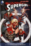 Supergirl TPB (2012-2015 DC Comics The New 52) 5-1ST