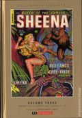 Roy Thomas Presents: Sheena Queen of the Jungle HC (2014 PS Artbooks) 3-1ST