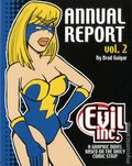 Evil Inc. Annual Report TPB (2007-2016 Greystone/Toonhound) 2-1ST