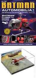 Batman Automobilia: The Definitive Collection of Batman Vehicles (2013- Eaglemoss) Figurine and Magazine #49