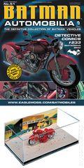 Batman Automobilia: The Definitive Collection of Batman Vehicles (2013- Eaglemoss) Figurine and Magazine #51
