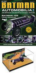 Batman Automobilia: The Definitive Collection of Batman Vehicles (2013- Eaglemoss) Figurine and Magazine #53