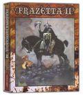 Frazetta Sketchbook HC (2013 Vanguard) 2DLX-1ST