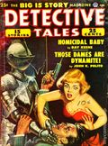 Detective Tales (1935-1953 Popular Publications) Pulp 2nd Series Vol. 42 #1
