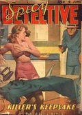Spicy Detective Stories (1934-1942 Culture Publications) Pulp Vol. 17 #2