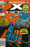 X-Factor (1986 1st Series) Mark Jewelers 61MJ