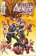 Secret Avengers (2010 1st Series) 37B