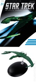 Star Trek The Official Starship Collection (2013 Eaglemoss) Magazine and Figure #031