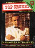 Top Secret (1985) Magazine Vol. 1 #4