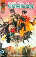 Emerald City Comicon Official Program Guide (2007) 2013