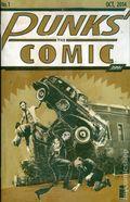 Punks The Comic (2014) 1C