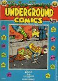 Apex Treasury of Underground Comics TPB (1974 Apex Novelties) 1-1ST