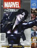 Marvel Fact Files SC (2013- Eaglemoss) Magazine Only 45