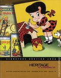 Heritage Signature Auction Catalog #808 SC (2003) 1-1ST
