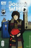 Doctor Who Prisoners of Time (2012 IDW) 4RE.OTT