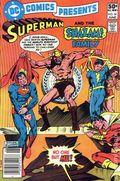 DC Comics Presents (1978 DC) Mark Jewelers 34MJ