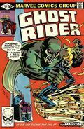 Ghost Rider (1973 1st Series) Mark Jewelers 57MJ