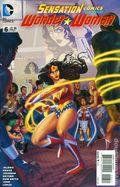 Sensation Comics Featuring Wonder Woman (2014) 6