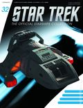 Star Trek The Official Starship Collection (2013 Eaglemoss) Magazine and Figure #032