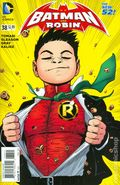 Batman and Robin (2011 2nd Series) 38A