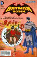 Batman and Robin (2011 2nd Series) 38B