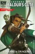 Dungeons and Dragons Legends of Baldur's Gate (2014 IDW) 4