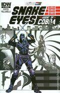 GI Joe Snake Eyes Agent of Cobra (2014 IDW) 1SUB