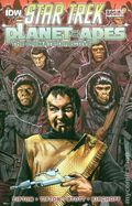 Star Trek Planet of the Apes The Primate Directive (2014 IDW) 2SUB