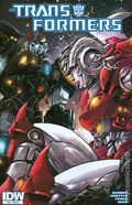 Transformers (2012 IDW) Robots In Disguise 37RI