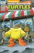 Teenage Mutant Ninja Turtles New Animated Adventures (2013 IDW) 19
