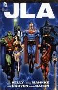 JLA TPB (2011-2016 DC) Deluxe Edition 6-1ST