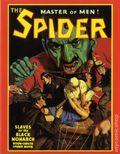 Spider Master of Men SC (1998-2000 Pulp Adventure, Inc.) 47-1ST
