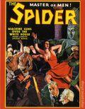 Spider Master of Men SC (1998-2000 Pulp Adventure, Inc.) 48-1ST