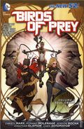 Birds of Prey TPB (2012-2015 DC Comics The New 52) 5-1ST