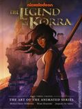 Legend of Korra: The Art of the Animated Series HC (2013 Dark Horse) 3-1ST