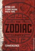 Zodiac Legacy: Convergence HC (2015 Disney Press Illustrated Novel) 1-1ST