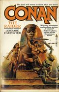 Conan The Raider SC (1986 Tor Novel) 1-1ST