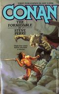 Conan The Formidable SC (1990 Tor Novel) 1-1ST