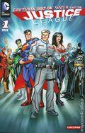 Craftsman Bolt-on Sysytem Saves the Justice League (2012) 1