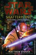 Star Wars Shatterpoint HC (2003 A Clone Wars Novel) 1B-1ST