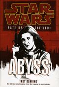 Star Wars Fate of the Jedi Abyss HC (2009 Novel) 1B-1ST