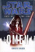 Star Wars Fate of the Jedi Omen HC (2009 Novel) 1B-1ST