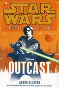 Star Wars Fate of the Jedi Outcast HC (2009 Novel) 1B-1ST
