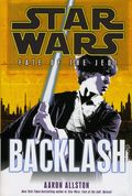 Star Wars Fate of the Jedi Backlash HC (2010 Novel) 1B-1ST