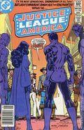 Justice League of America (1960 1st Series) Mark Jewelers 198MJ
