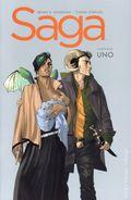 Saga (Spanish Edition 2014 Kamite) 1B