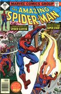 Amazing Spider-Man (1963 1st Series) Whitman Variants 167